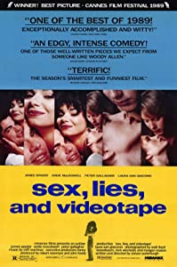 Sex, Lies, and Videotape by Steven Soderbergh