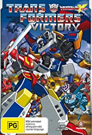 Transformers: Victory Poster