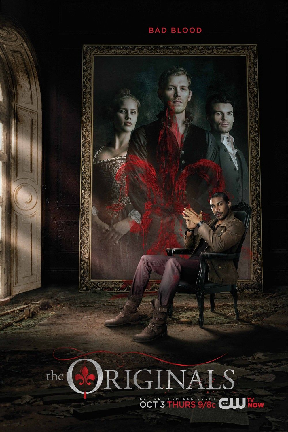 The Originals Season 5 COMPLETE WEBRip 480p & 1080p
