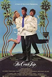 The Couch Trip (1988) Poster - Movie Forum, Cast, Reviews