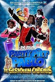 Party Piet Pablo en de Gestolen Cadeaus Poster