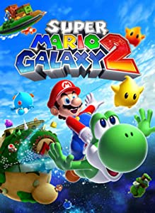 Best website to download dvd movies Super Mario Galaxy 2 by Yoshiaki Koizumi [720pixels]