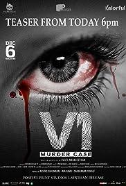 V1 Murder Case Poster