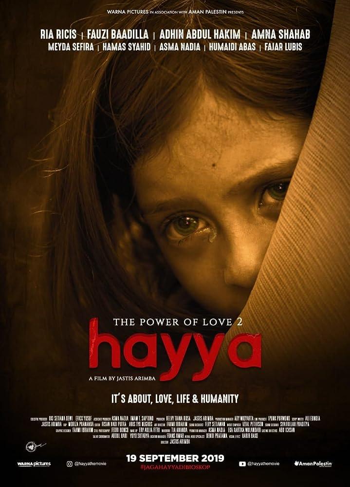 Poster film Hayya: The Power of Love 2
