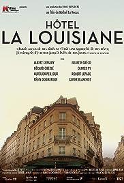 Hôtel La Louisiane Poster