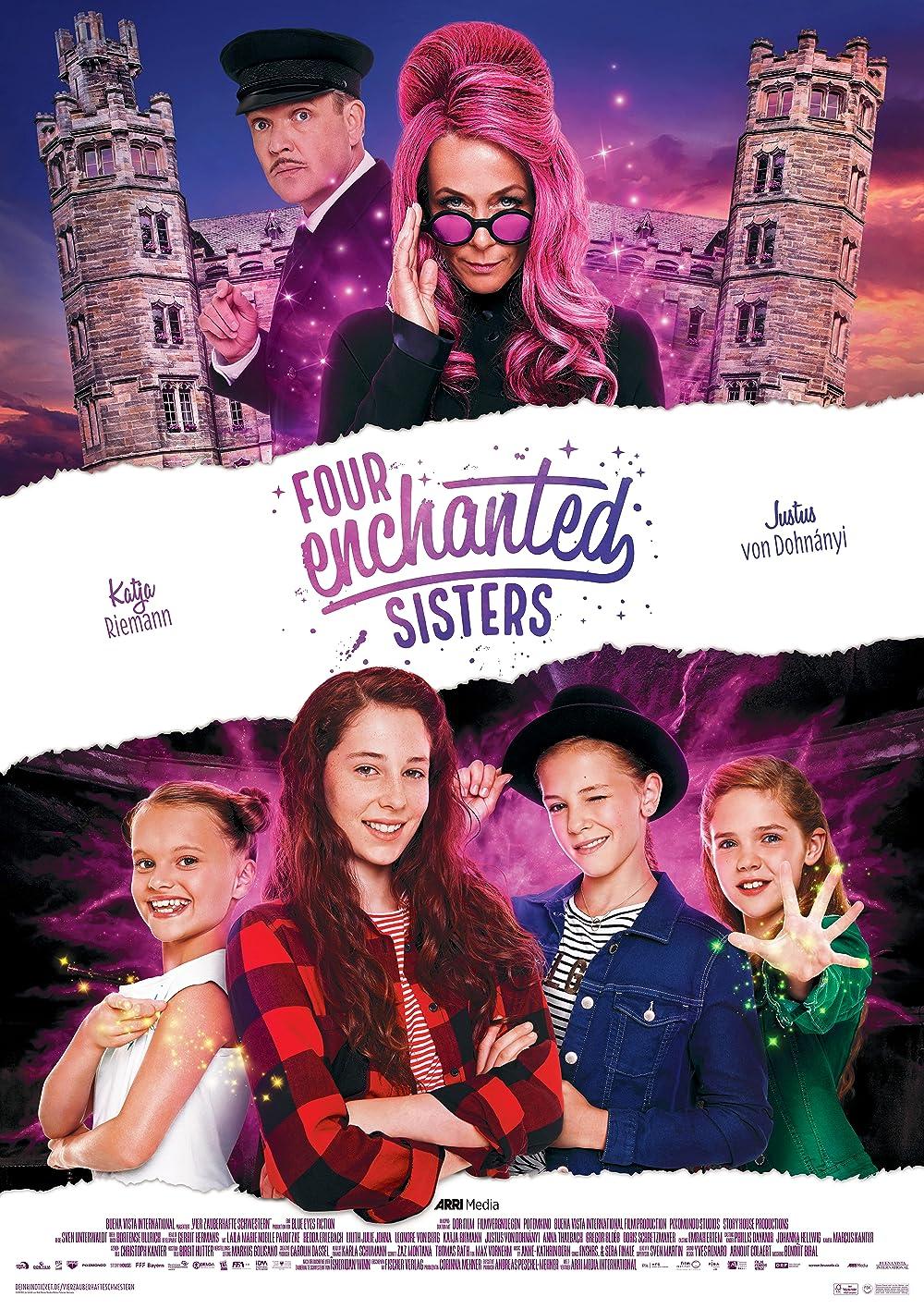 Filmbeschreibung zu Vier zauberhafte Schwestern