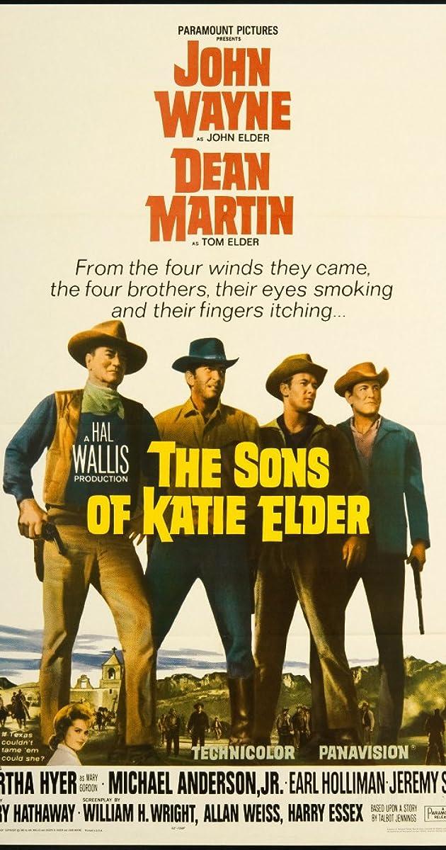 Subtitle of The Sons of Katie Elder