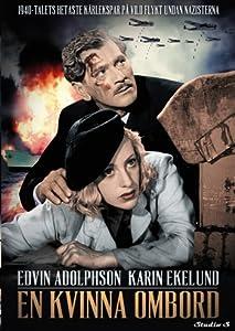 Old movie downloads site En kvinna ombord by [4K