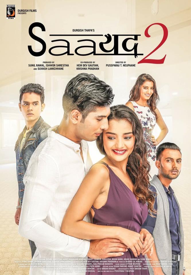 Saayad 2 (2017) Nepali 360p WEB SDRip x264 AAC – 400 MB