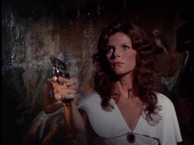 Samantha Eggar in Double Indemnity (1973)