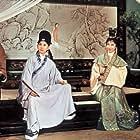 Betty Loh Ti, Kun Li, Ivy Ling Po, and Chieh Jen in Liang Shan Bo yu Zhu Ying Tai (1963)