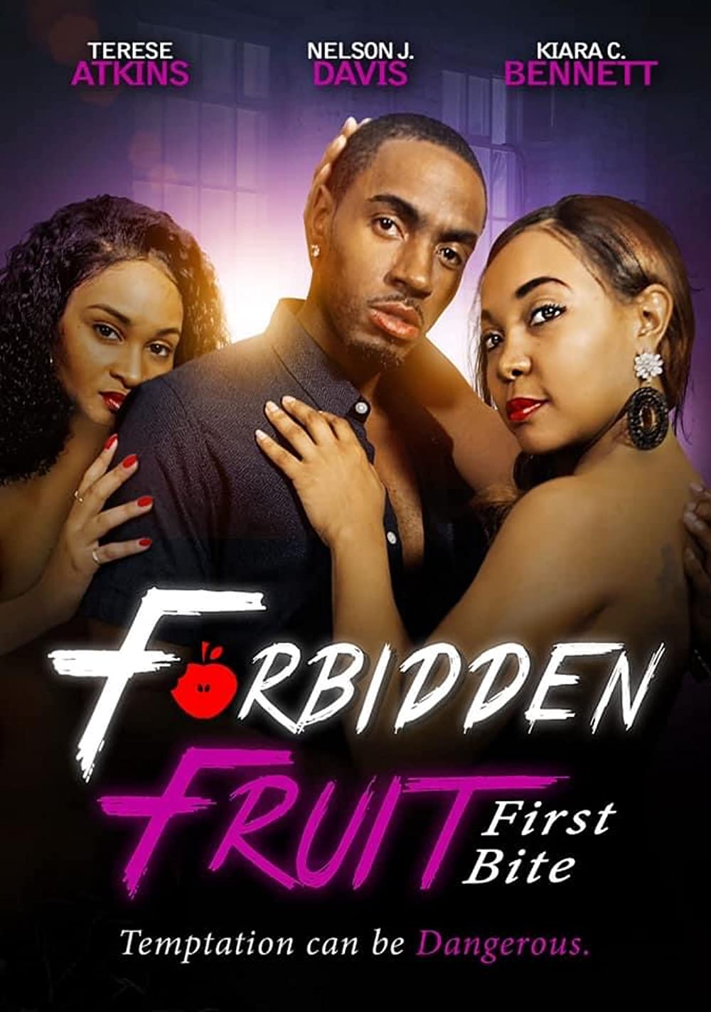 Forbidden Fruit First Bite 2021 English 233MB HDRip ESubs Download