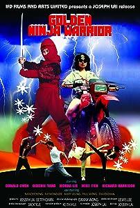 Golden Ninja Warrior by Godfrey Ho