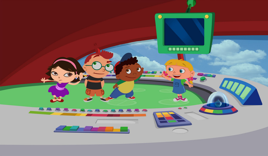 Little einsteins image by Ethan Shaw on Ideas for the
