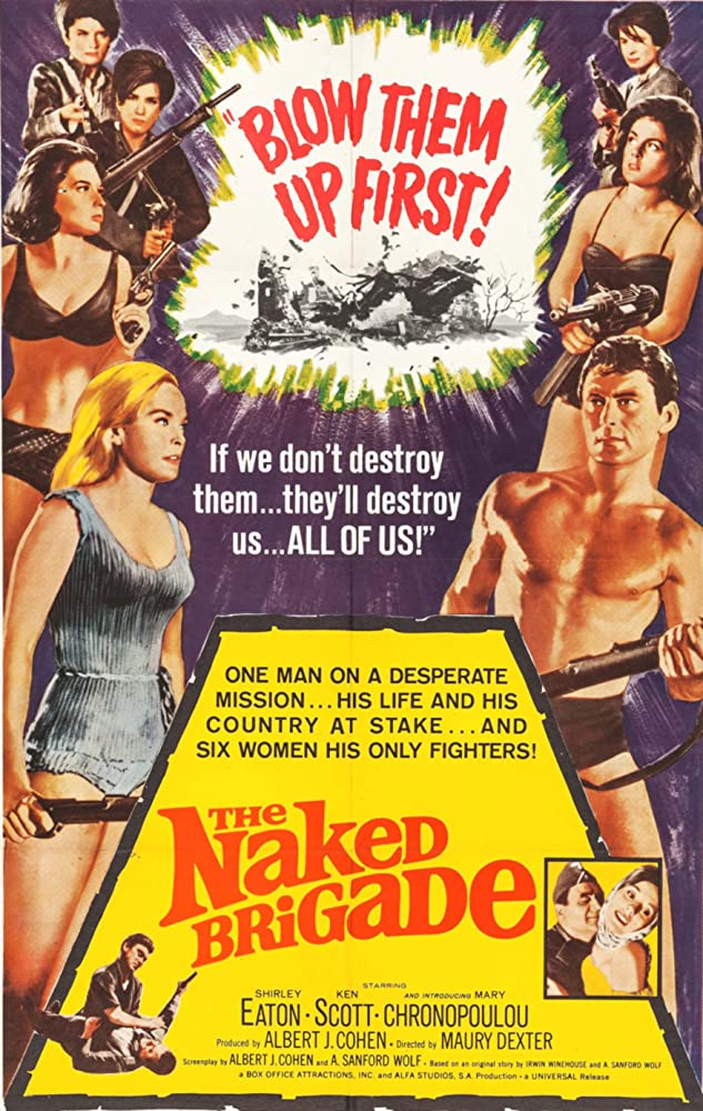 Life in the naked country