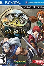 Ys: Memories of Celceta Poster