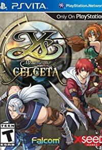 Primary photo for Ys: Memories of Celceta