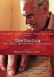 Watching the notebook full movie Gaetanino, mio nonno, San Giovanni e Berlinguer Italy [480x360]