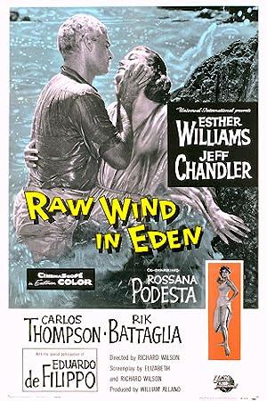Film-Noir Raw Wind in Eden Movie