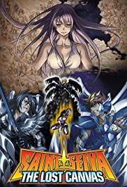 Saint Seiya: The Lost Canvas Poster
