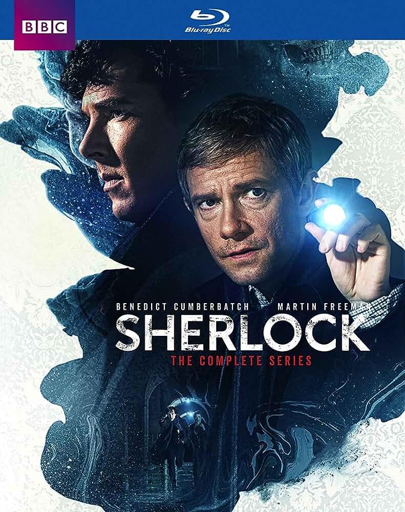 Sherlock Season 1-4 COMPLETE BluRay 480p 720p 1080p HEVC