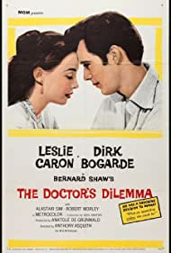 The Doctor's Dilemma Poster - Movie Forum, Cast, Reviews