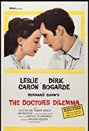 The Doctor's Dilemma (1958) Poster - Movie Forum, Cast, Reviews