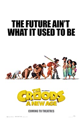 'Croods: A New Age' Edges 'Tenet' 3-Day Opening With $9.7 Million Thanksgiving Start