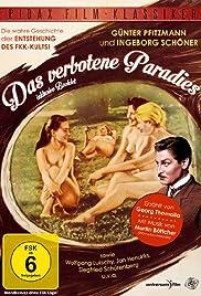 Das verbotene Paradies Poster