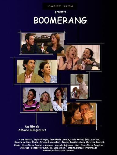 Antoine Blanquefort in Boomerang (2003)