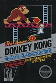 Donkey Kong (1981) Poster - Movie Forum, Cast, Reviews