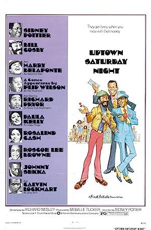 Movie Uptown Saturday Night (1974)