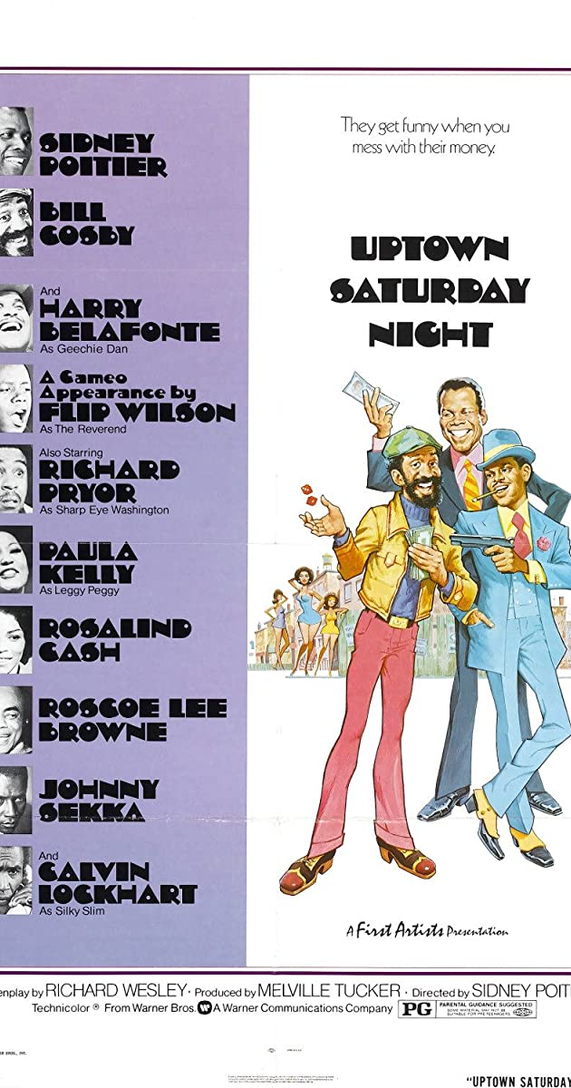 Uptown Saturday Night 1974 Imdb