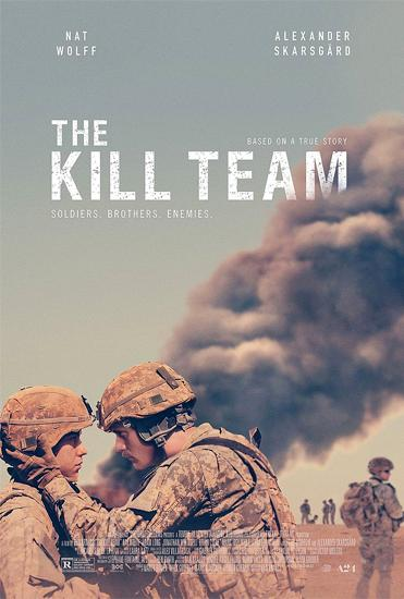 فيلم The Kill Team مترجم