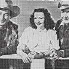 Roy Rogers, Pat Brady, and Dale Evans in South of Caliente (1951)