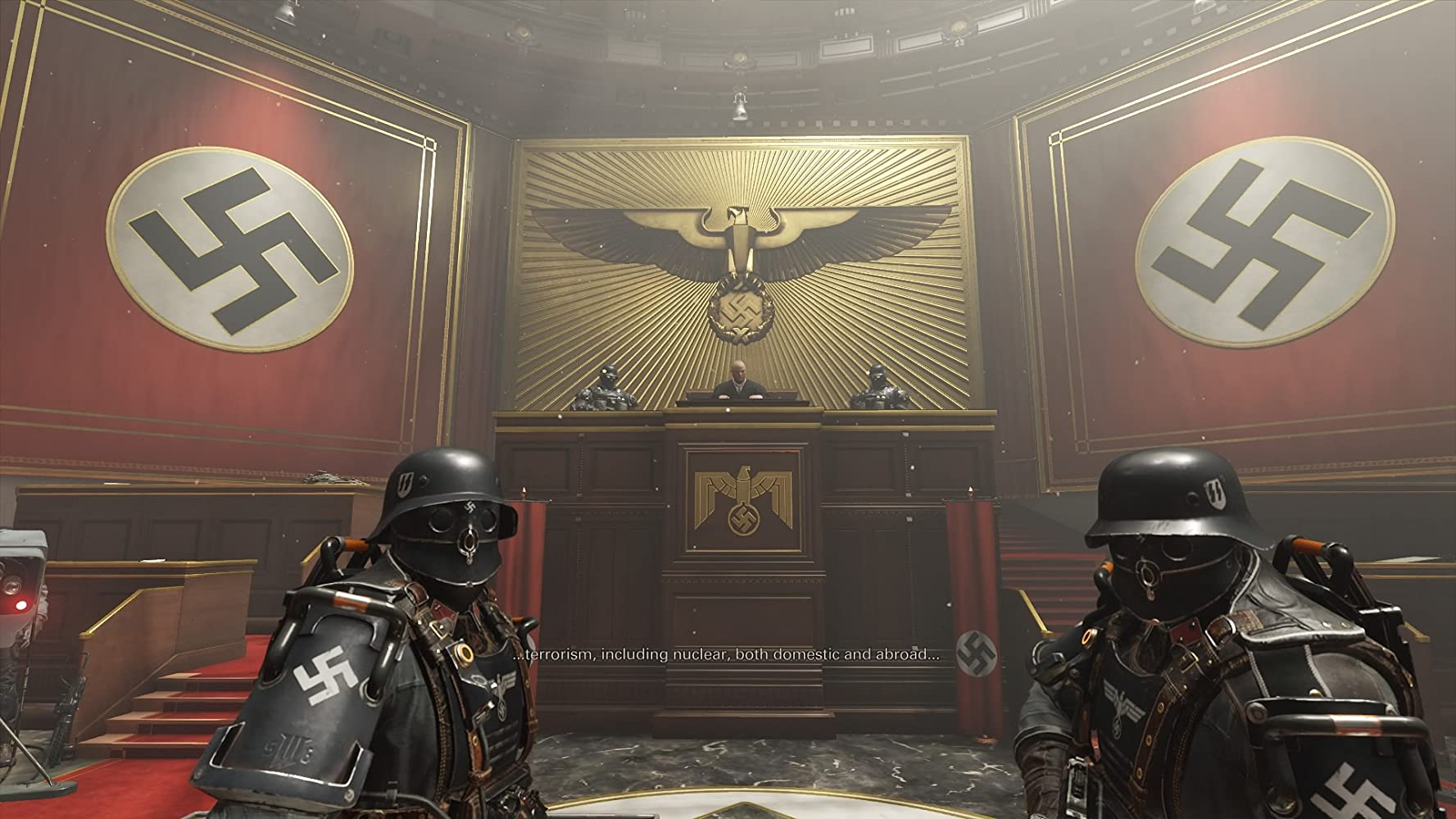 Wolfenstein II: The New Colossus (2017)