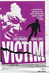 Victim (1961) Poster - Movie Forum, Cast, Reviews