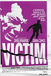 Victim (1961) Poster - Movie Forum, Cast, Reviews