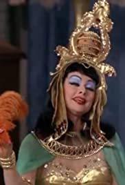 Lucy Plays Cleopatra Poster