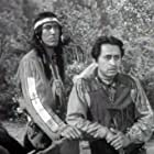 Mario Alcalde and Pedro Gonzalez Gonzalez in The Texan (1958)