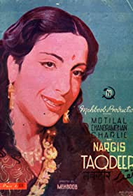 Nargis in Taqdeer (1943)