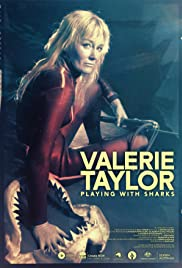 Playing with Sharks: The Valerie Taylor Story Poster