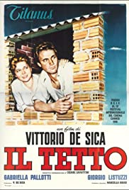 Il tetto (1956) Poster - Movie Forum, Cast, Reviews