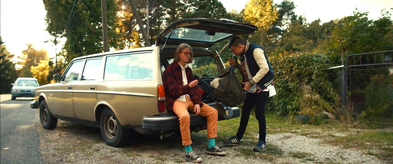 Santeri Helinheimo Mäntylä and Mikael Gabriel in Bodom (2016)