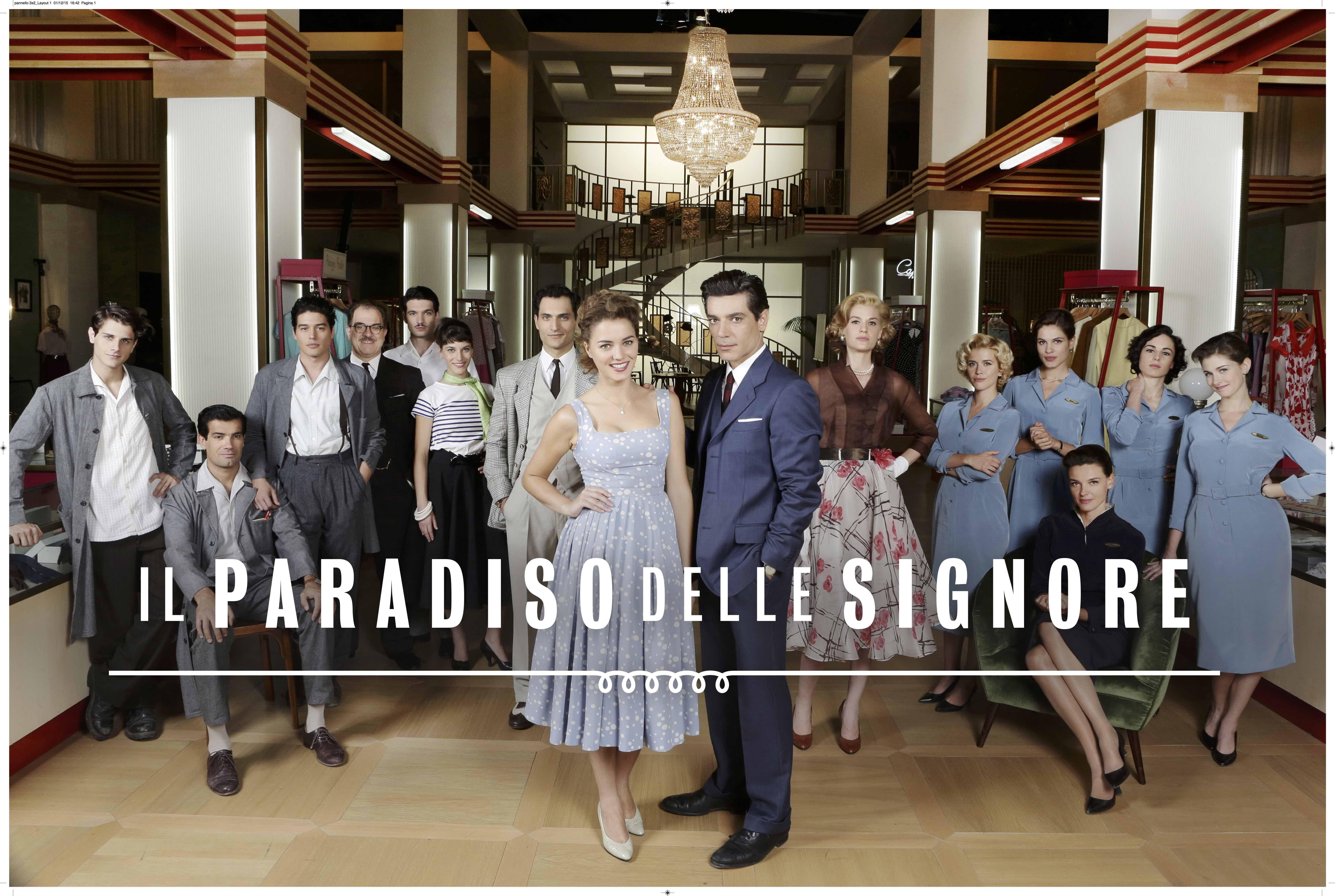 Il paradiso delle signore (2015)