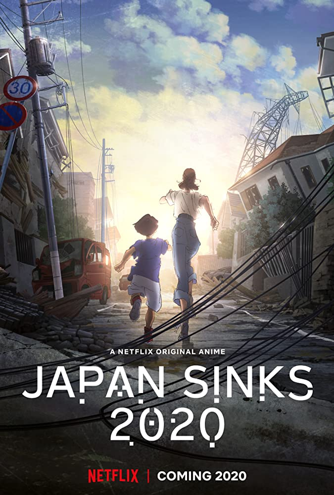 Japan Sinks: 2020 EP01-10 Dual Audio 720p BluRay [English Dubbed + Japanese] HEVC x265