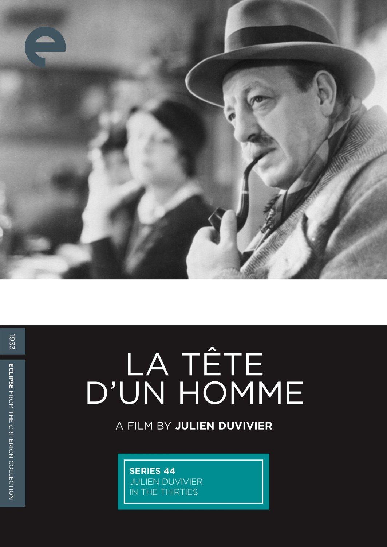 Harry Baur in La tête d'un homme (1933)