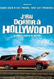 Hollywood, I'm Sleeping Over Tonight Poster