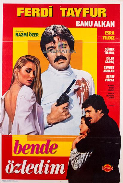 Ben de özledim ((1981))