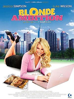poster Blonde Ambition - Una bionda a NY